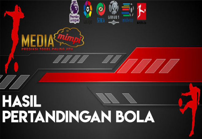 HASIL PERTANDINGAN BOLA 23 – 24 SEPTEMBER 2020